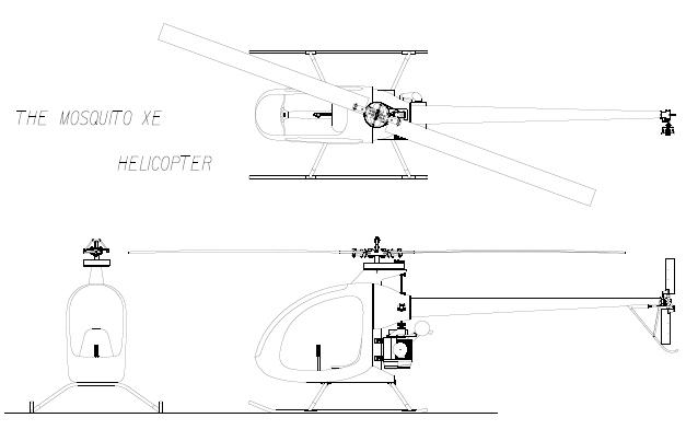 Mosquito Helicopter Australia